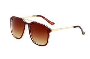 Marka kadın erkek 0321 yeni küçük arı güneş gözlüğü gözlükleri vahşi uv güneş gözlüğü