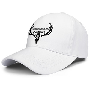 사슴 사냥 뿔 나스카 오스틴 딜런 시보레 # 3 망 및 여자 조정 트럭 캡 디자이너 빈 귀여운 독특한 baseballhats 3