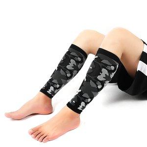 Legwarmers Bacak Çorap Buzağı Kollu Erkek Nefes Sıkıştırma Spor Çorap Bisiklet Kapak Araçlar Koşu
