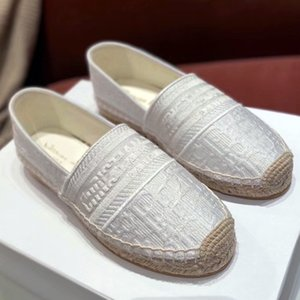 scarpe pescatore con ricami jacquard piattaforma aerea pantofola basket sandalo Kanye tripla epoca Espadrillas sandalo diapositive