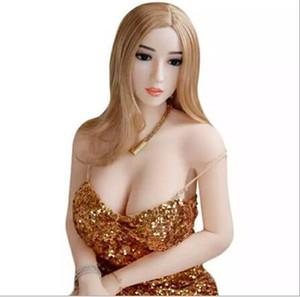 Stands postura al sentarse engrosamiento muñeca inflable del sexo Tetas se puede llenar de hombro inconsútil del agua Love Doll Masturbador masculino