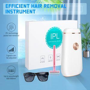 Amazon Bestseller 2020 Portable Epilator Permanent Mini Laser Hair Removal Depilatory Laser hair removal machine Home Use