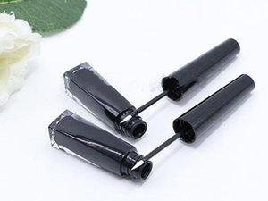 3ML الأسود ماكياج كحل السائل فارغة إعادة الملء زجاجة القضيب الحاجب محسن النمو الرمش المصل أنابيب