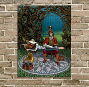 Michael Cheval Imagine III Home Decor Handpainted &HD Print Oil Painting On Canvas Wall Art Canvas Pictures 200517