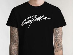 2019 Erkekler Yaz Rahat Yetişkin T-shirt S-3xl Rekabet Ruhu T-shirt Çıkartması Yarış Evo Lancer Wrx Sıcak Awd Tee Gömlek