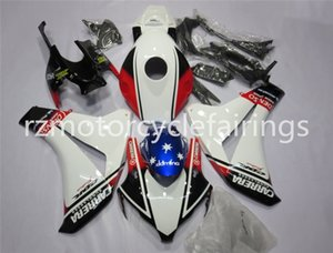 Top quality (Injection molding) New ABS Motorcycle Full Fairing Kit Fit For CBR1000RR 2008 2009 2010 2011 Free custom Red Blue White