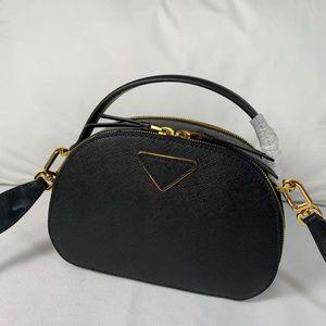 Bolsas 2020 Hot Style Adote Saffiano Cruz Lines removíveis couro ajustável cintas Lua pequeno Bag Ladies Hand Bags frete grátis
