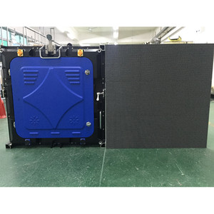LED Display 576*576mm 96*96Pixels Die Casting Aluminum Cabinet,P6 SMD3535 RGB Outdoor Stage LED Screen, LED Panel rental