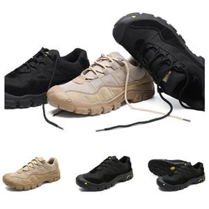 erkek spor ayakkabıları için 2019 Tüm satış Yürüyüş ayakkabıları ücretsiz kargo siyah kahverengi dropshipping Kaymaz spor ayakkabı eğitmenler 38-46 boyutu