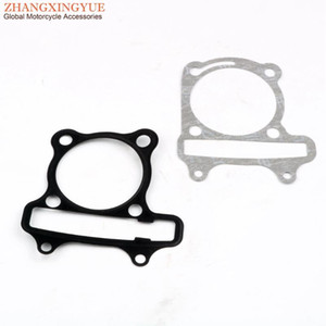 GY6 200cc Top Gasket Sets for 152QMI 157QMJ 125cc 150cc scooter ATV 4 stroke