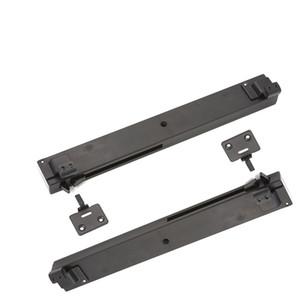 Facile installazione Antique 2PCS Soft Close Meccanismo tampone ammortizzatore per scorrimento Barn Door Hardware Track