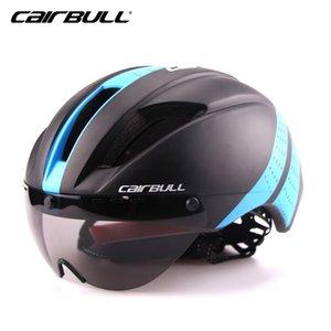 road bike helmet with sunglasses mtb bicycle cycling helmet cycle helmets men women bycicle accessories 11 holes
