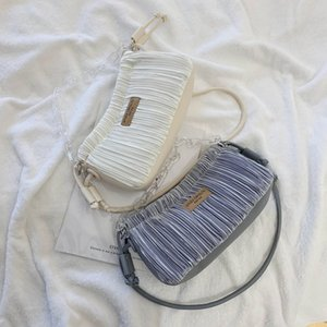Bags For Women Original Design 2020 new fashion contrast shoulder Messenger bag Joker underarm bag