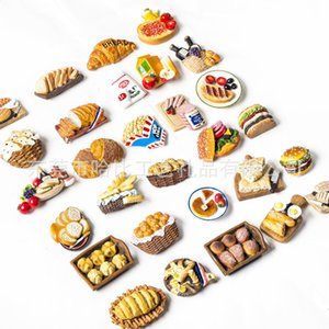 Hobbys original excellent Taobao hot sale bread teapot chocolate tomato food creative refrigerator stickers magnetic stickers