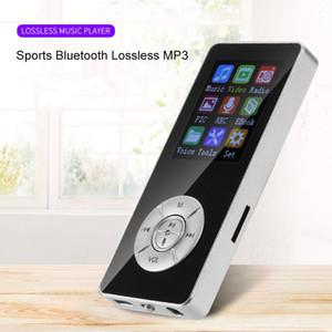 T4 Mp3 Player Portátil de Música Mp4 Player 1.8 polegadas Bluetooth 4.2 Suporte 32G Lossless Hifi Música
