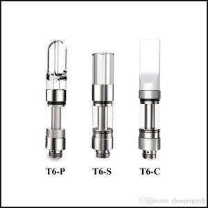 Itsuwa Amigo Vaporizer Cartridge Tcore T6S T6P T6C 510 Thread Tank Fit for Vmod Max Battery