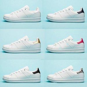 Hot 2019 Moda sapatos casuais mens Superstar smith stan Feminino de Sapatos Mulheres Zapatillas Deportivas Mujer amantes Sapatos Femininos para homens