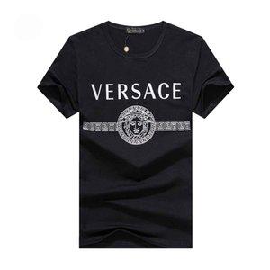 مصمم قميص 2020ss الملابس العلامة التجارية الجديدة لياقة بدنية ضيق الرجال تي شيرت واللياقة البدنية الرجال تي شيرت واللياقة البدنية تي شيرت نجوم النادي الأهلي أعلى الصيف