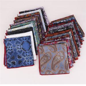 2019 dos homens terno bolso toalha de alta densidade de seda pequeno quadrado com lenço quadrado de poliéster novo estilo lenço laços acessórios