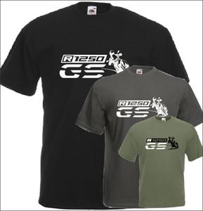 R T-Shirt Gs Fashion Motorrad Sleeve T 2019 Shirts 1250 Men Cotton Summer Short Fans New O-Neck Motorcycles Printing Jtpkj