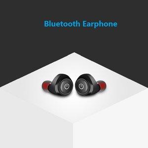 2019 Nuovo TWS SD-G6 Auricolare Bluetooth senza fili Auricolare stereo Due orecchie Mini Auricolari Cuffie sportive impermeabili