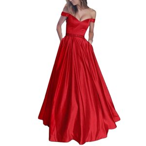 Feitong Dress female Women Sexy Sleeveless Vest Solid Lace Soild Sling Party Long Dresses fashion Elegant V-Neck Dress 2019