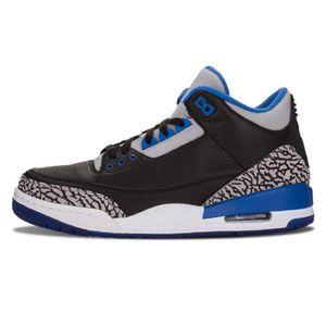Cheap 3S Basketball Shoes Pure White Money Blue Denim Jeans J4 Flights Jumpman Iv Sneakers Tennis#884