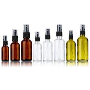 Aihogard 30 мл / 50 мл / 100 мл многоразового опрыскиватель бутылки Esstenial масло жидкий пустой распылитель макияж спрей флакон духи стекло