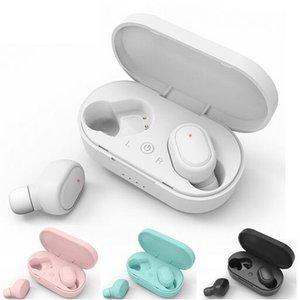 TWS M1 auriculares inalámbricos Bluetooth auriculares 5,0 auriculares estéreo 3D Mini auriculares con cancelación de ruido auriculares