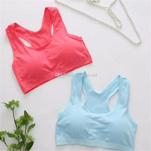 Fitness Yoga Sports Bra New Women Shock Polymerization Running Bras Vest without Steel Sports Underwear Wholesale aa243-250 2018031103 ayq