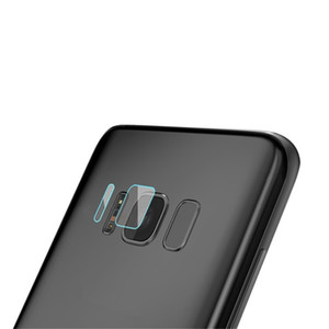 Protective Flim for Samsung Galaxy S8 Plus Back Camera Tempered Glass Lens Protector HD Ultra Thin Len