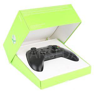 Kablosuz Game Controller Xbox ONE / S / X / 360 Bluetooth Gamepad Joystick Bilgisayar PC Joypad için Xbox Slim Konsol ile Perakende Paketi