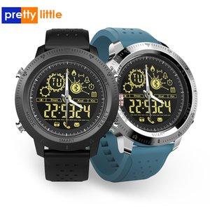 Calorias NX02 Esporte Tracker atividade pedômetro Smartwatch Cronômetro chamada de lembrete SMS 33 meses Tempo de espera relógio inteligente