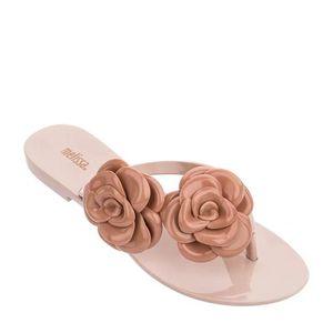 100% Brand дизайнер флип-флоп цветы 2019 новых женщины тапочки Марки желе обуви Melissa Бразильская Женское Желе обувь