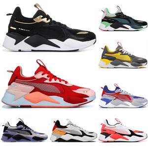 Nouvelle arrivée de luxe RS-X Toys release Reinvention Chaussures de course hommes femmes système Optimus Prime formateurs de designer pour hommes occasionnels baskets