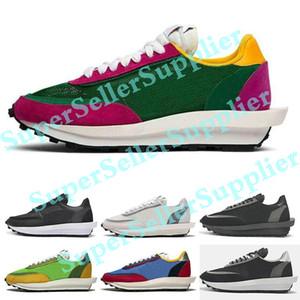SACAI X NIKE Sacai LDV Waffle Trainer Daybreak Designer Runnin Uomo Scarpe da ginnastica per le donne progettista Trippa S Sport Formato dei pattini correnti Eur 36-45