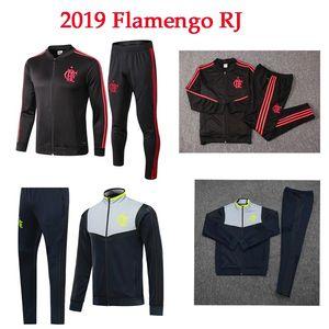 nuovo 2019 Flamengo Palmeiras tuta da jogging Equipe de tuta nuova di calcio a maniche lunghe 19 20 Windbreaker adulto ZICO ELANO Hernane Footbal