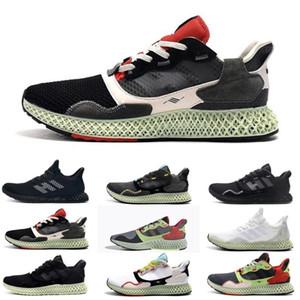 2020 Futurecraft Alphaedge 4D LTD Hender Scheme ZX 4000 4D Stampa Carbon Uomini donne che gestiscono AlphaEdge Sport Designer Shoes Sneakers Trainers