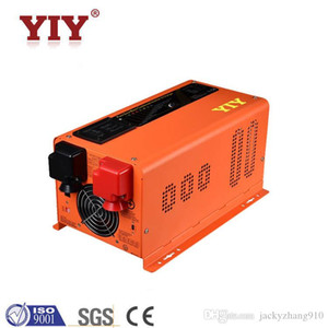 Yiy PSW7-DC12V / 24V-1KW de onda sinusoidal pura inversor / cargador ACDC EXCHANGE DC12V LCD LED ON INVERTER / BATTERY CHARGER / TRANSFERENCIA 50 / 60Hz