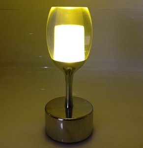 Led lampe de bar charge petite veilleuse tactile creative restaurant café café nostalgique bar lampe de table LLFA