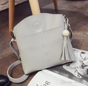 Factory Wholesale 2018 new handbag cross pattern synthetic leather shell chain bag Shoulder Messenger Bag Fashionista BAG