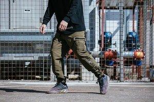 Solta Skate Vestuário Calças Calças multi bolsos TKPA Mens Designer de Carga Pants Casual