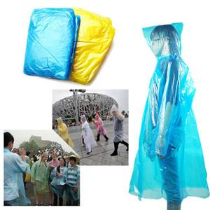 Disposable Raincoat Disposable Rain Poncho Emergency Raincoat Rainwear Raincoats Cove Adult Waterproof Camping Rain Coats Color Random