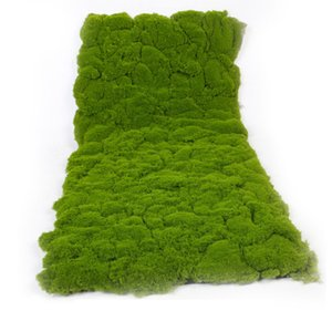 1m*0.5m green plant wall grass moss turf simulation lawn shop scene window display fake moss artificial lawn wall decoration