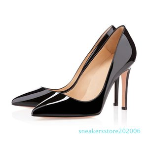 Classic Designer Luxury Shoes So Kate Styles High Heels Shoes Red Bottoms 8CM 10CM 12CM Genuine Leather Rubber size 35-42 06s