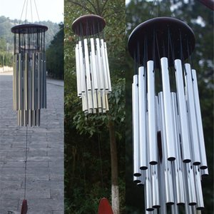 Large Wind Chimes Bell Copper Tubes Church Bell Outdoor Yard Garden Decor Home Decor Ornament Crafts Gifts