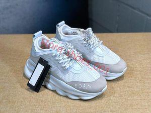 Versace sneakers 2020 novos homens e mulheres xshfbcl clássicos de moda grossa com solado de sapatos casuais rendas-up sapatos par das sapatilhas sapatos tamanho 36-45