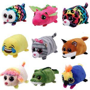 """Ty Beanie Boos Büyük Gözler Peluş Oyuncak simülasyon hayvan TY Doldurulmuş Hayvanlar süper yumuşak 4"""" 10cm çocuklara hediyeler C528"""