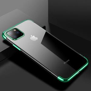 شفاف بالكهرباء الهاتف الخليوي حالة واضحة TPU لينة الدليل على الصدمة كامل الهاتف حماية القضية للحصول على برو 11 ماكس XS X 8 7 زائد