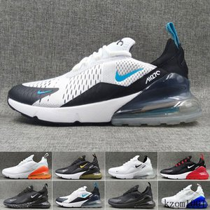 nike air max 270 270s 27c airmax Cojín OG y amortiguación de goma zapatillas de deporte corrientes originales OG malla transpirable zapatos atléticos de amortiguación 35-46 YY6TC
